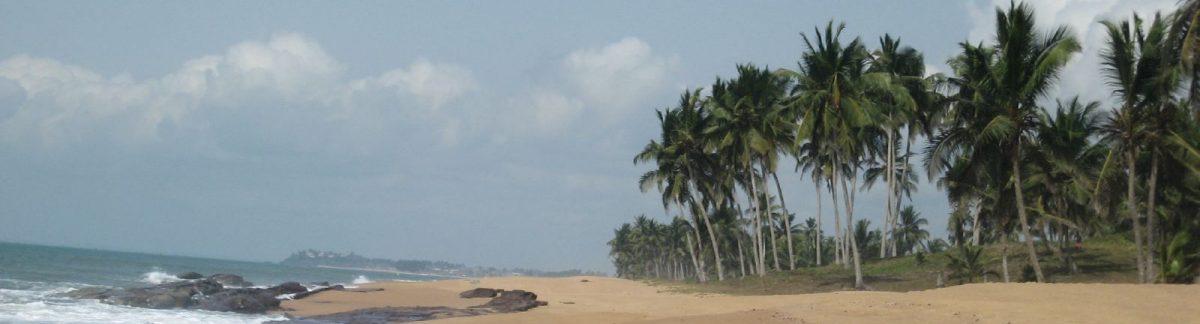 Ein Jahr in Ghana